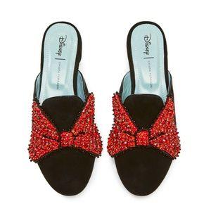 Chiara Ferragni Minnie Mouse Bow Women's Mule Shoe